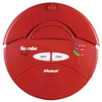 IRobot Roomba Red